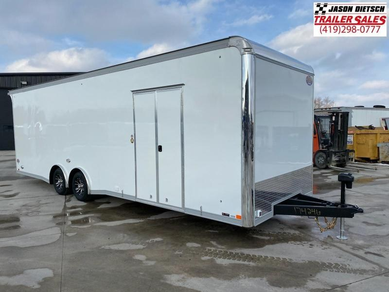 2021 United GEN4 8.5x28 Car/Race Trailer Extra Height