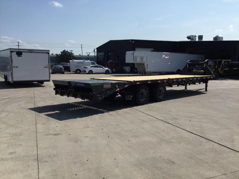 2022 Load Trail 102X30 Tandem Gooseneck Equipment Trailer