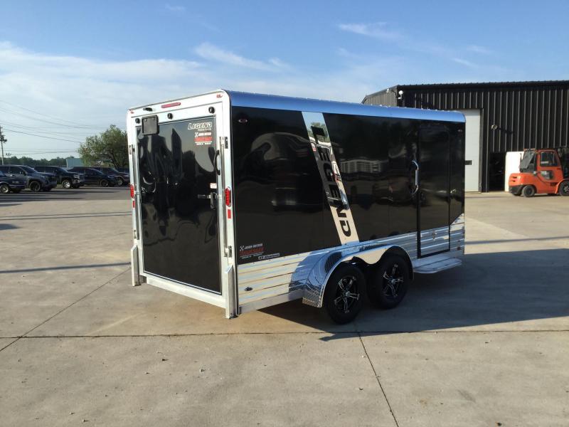 2022 Legend Manufacturing 7x17 DVNTA35 Enclosed Cargo Trailer