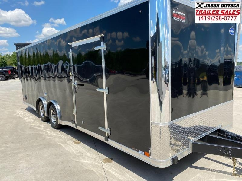 2021 United Trailers XLT 8.5X24 Car/Racing Trailer