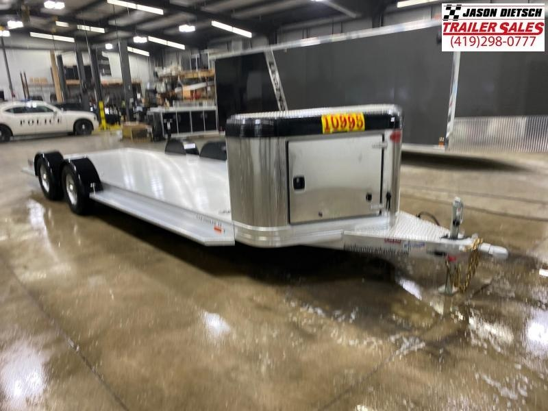 2021 Sundowner Ultra 6.9x24 Open Car Hauler