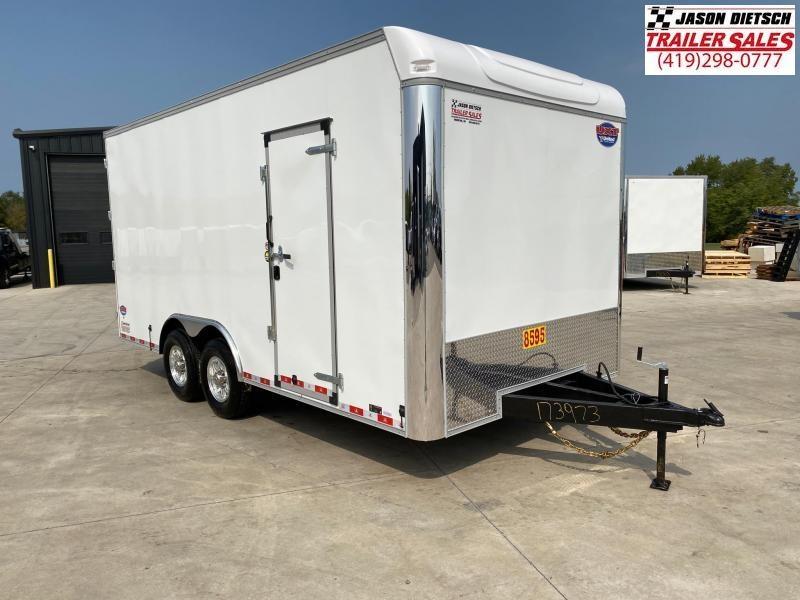 2021 United UXT 8.5X18 Enclosed Cargo Trailer