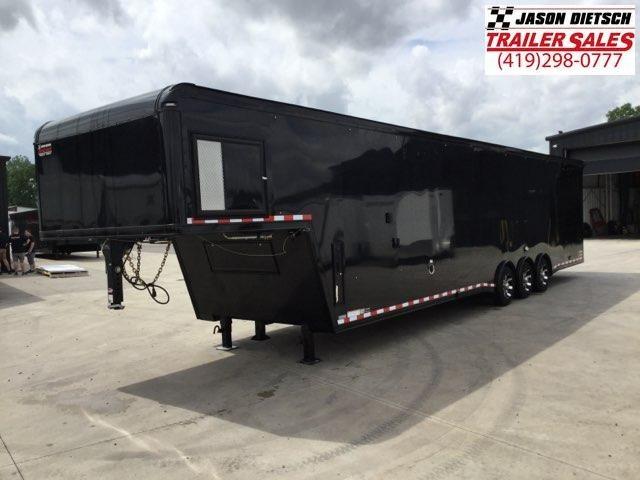 2018 United USHGN 8.5x42 Super Hauler Gooseneck Race Trailer Extra Height