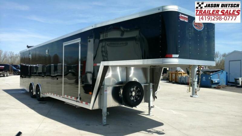 2020 Sundowner Sunlite 8.5x38 Car/Racing Hauler