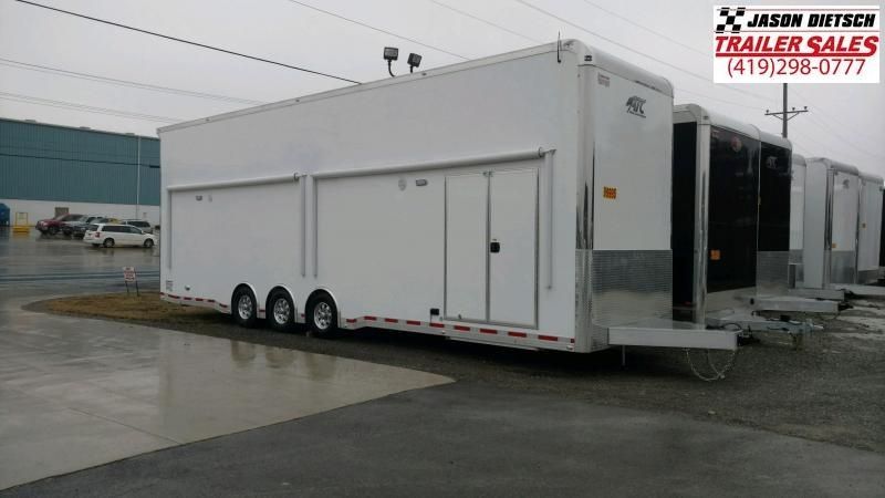 2020 ATC ST405 8.5X34 Stacker W/ Dragster Lift