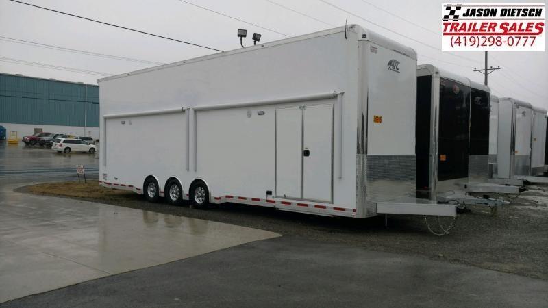 2020 ATC ST405 8.5X34 Stacker