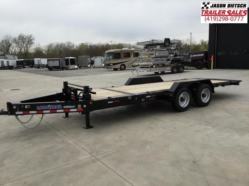 2021 Load Trail 83X20 Tilt Deck Open Equipment