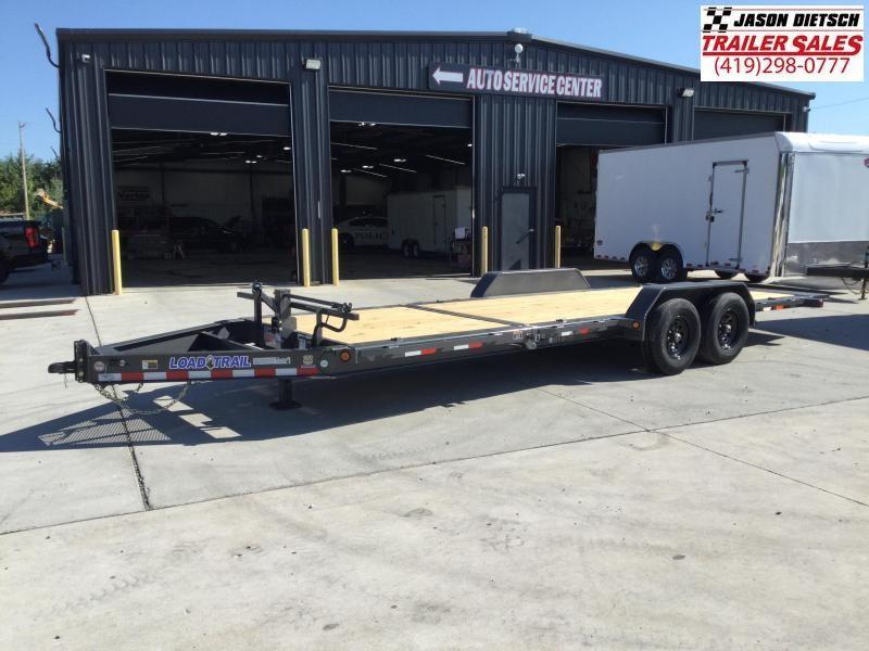 2022 Load Trail 83X22 Tilt Deck Open Equipment