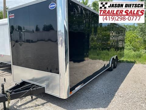 2021 United XLT 8.5X28 Enclosed Car Race Trailer Xtra Height
