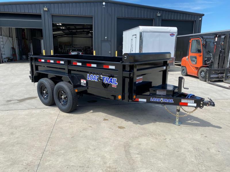2020 Load Trail 72X12 Tandem Axle Dump Trailer....STOCK# LT-208872