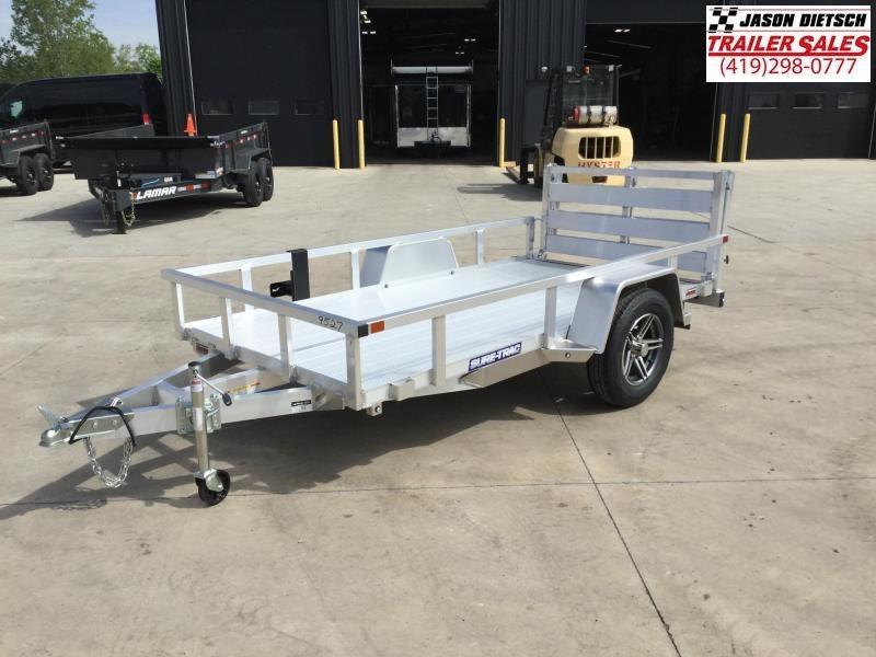 2021 Sure-Trac 5 X 10 Aluminum Tube Top Utility  3K Idl