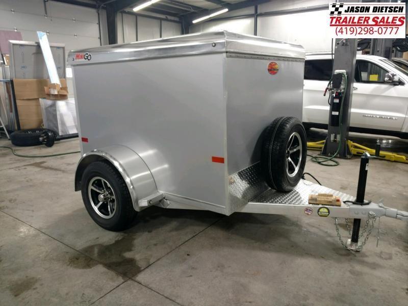 2020 Sundowner MiniGo 5X6 Cargo Trailer