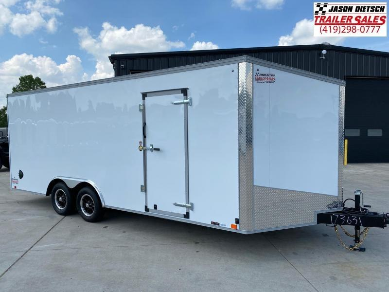 2021 United XLTV 8.5X23 Enclosed Car/Race Trailer