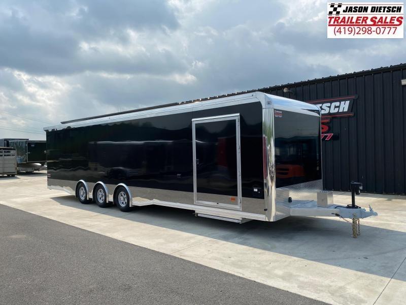 2021 Sundowner 8.5X34 Car/Race Trailer W/Bathroom Pkg.