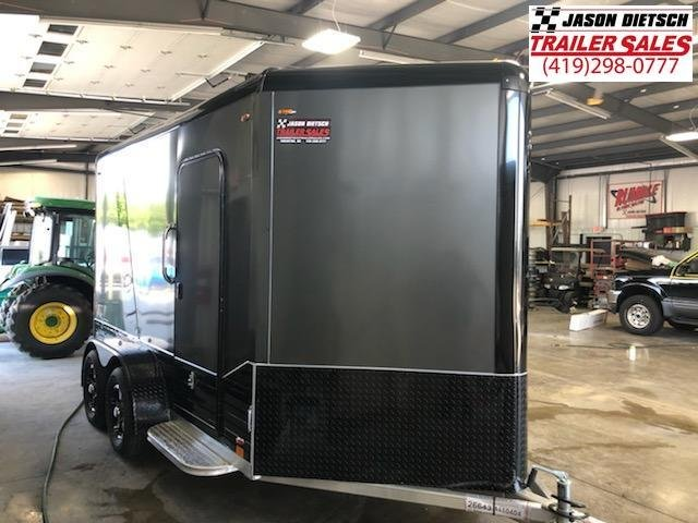 2020 Legend DVN 7x15 Enclosed Cargo Trailer