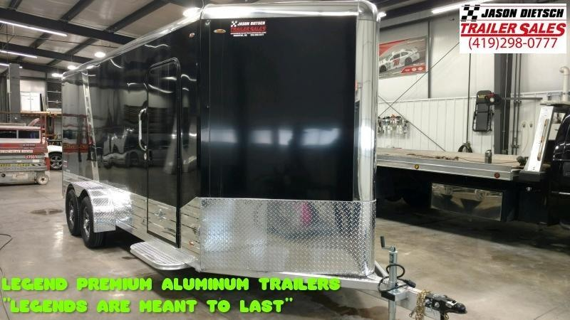 2020 Legend DVN 7X21 Cargo Trailer