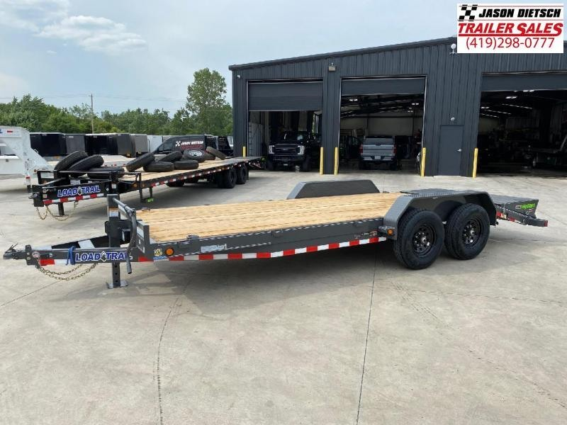2021 Load Trail 83X20 Tandem Open Car Hauler