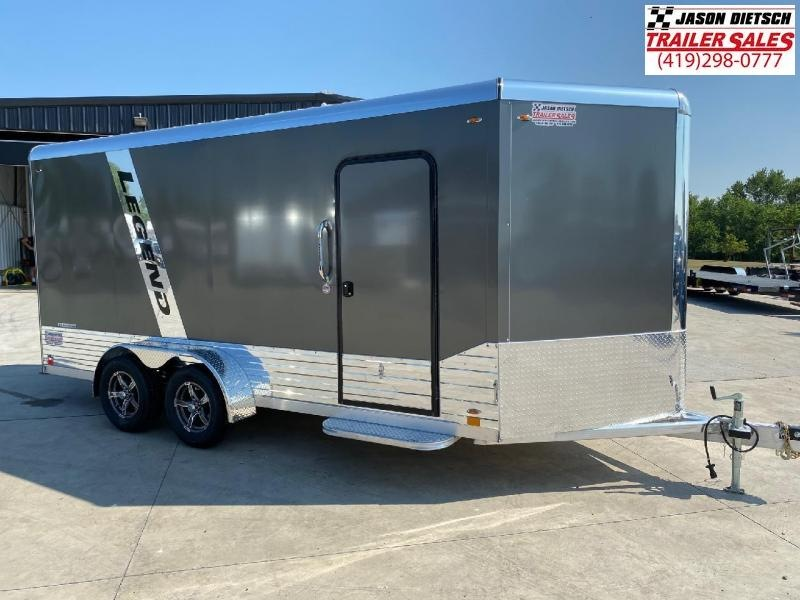 2020 Legend DVN 7x17 Enclosed Cargo Trailer/Extra Height