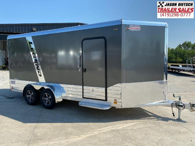 2020 Legend DVN 7x19 Enclosed Cargo Trailer/Extra Height
