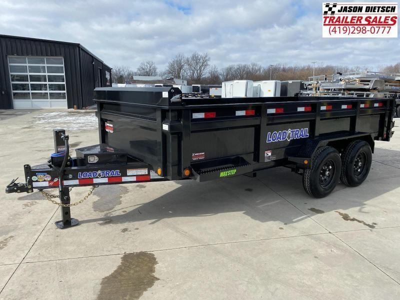 2021 Load Trail 83x16 Tandem Axle Dump Trailer