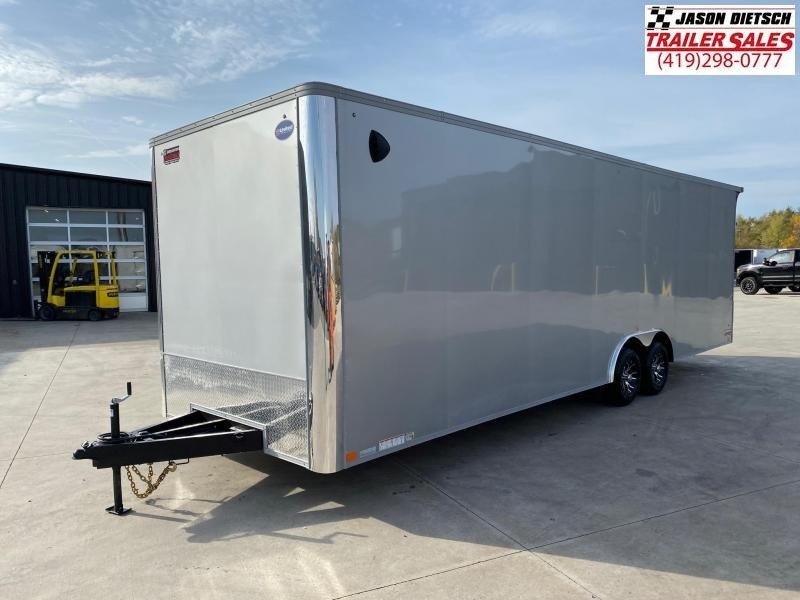 2021 United XLT 8 5X28 Enclosed Car Race Trailer Xtra Height 174643