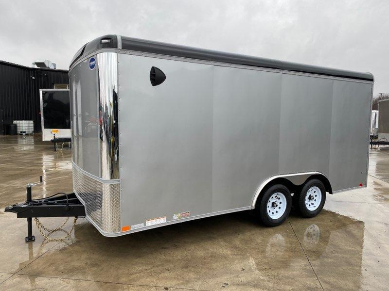 2021 United ULT 8.5X16 Enclosed Cargo Trailer