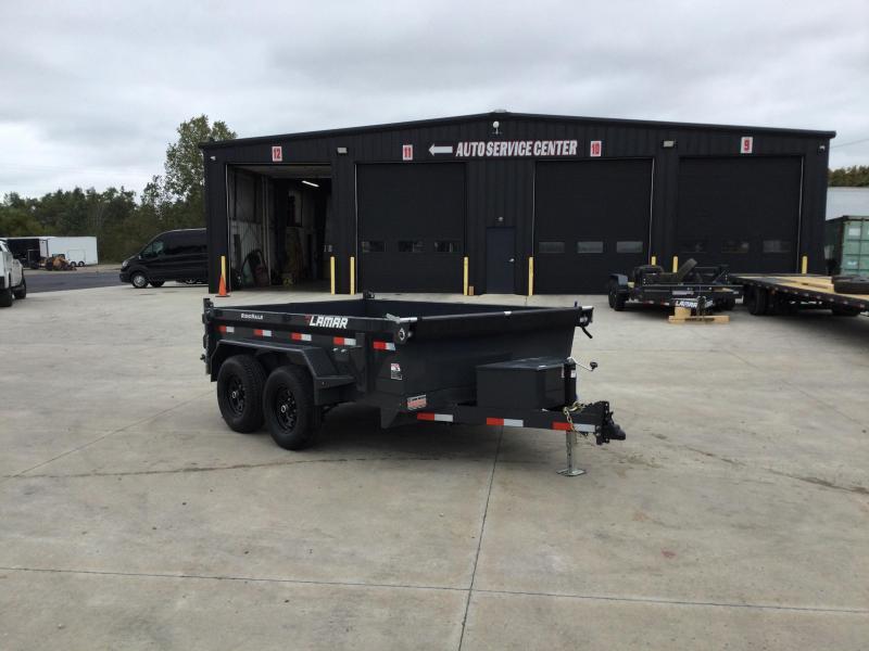 2021 LAMAR  77x10 Tandem Axle Dump Trailer