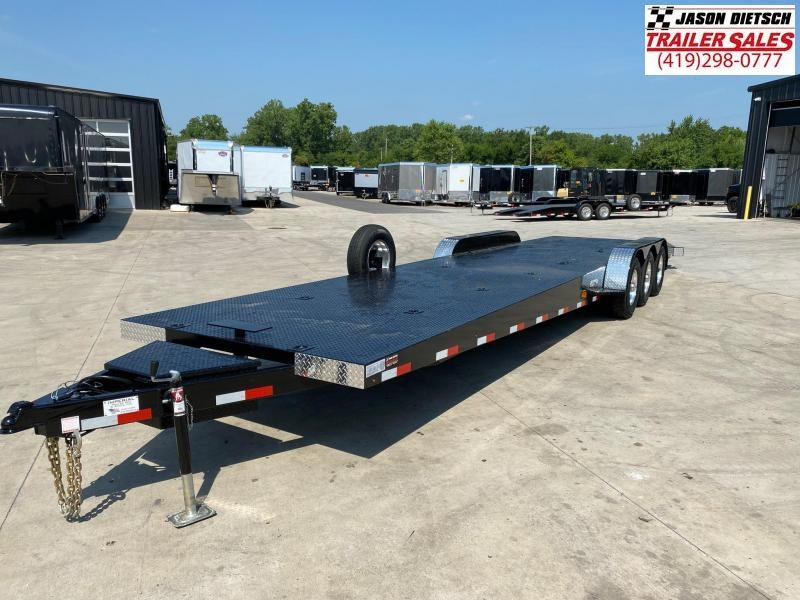 2020 Imperial 35' Open Car / Racing Trailer Stock# 372181