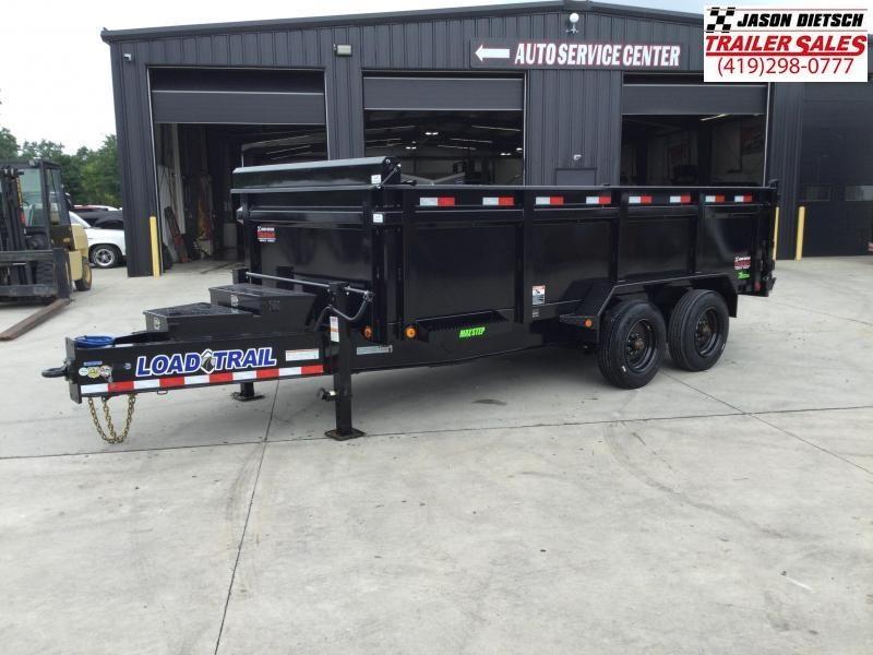 2021 Load Trail 83X16 20K Dump Trailer 7GA