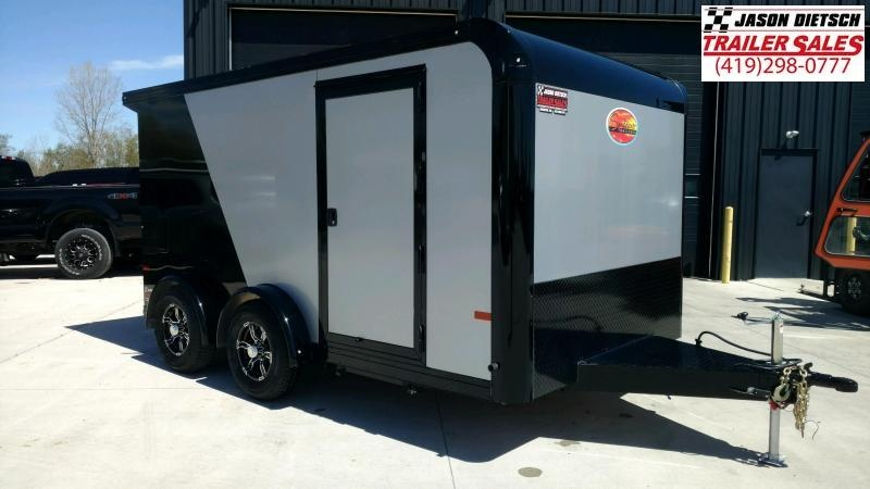 2021 Sundowner 7.5X13 Motorcycle Trailer