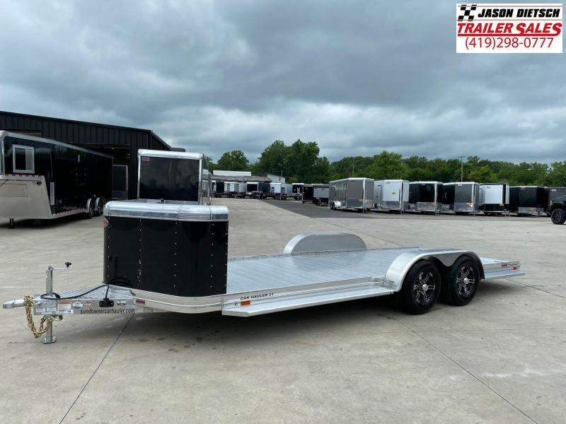 2021 Sundowner 6.9X21 Open Car Hauler