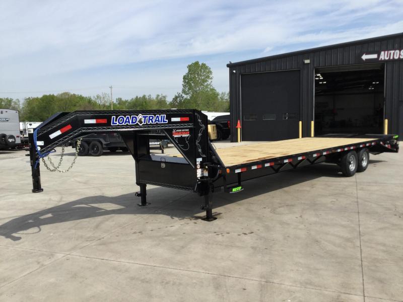 2021 Load Trail 102x30 Equipment Trailer