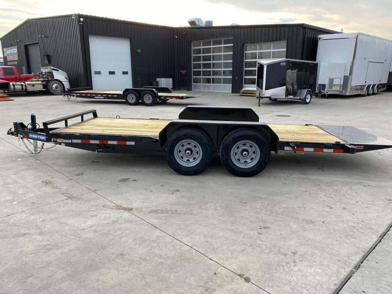 2021 Sure-Trac 7x18 Tilt Bed Equipment 14k
