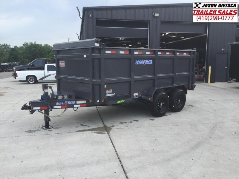 2021 Load Trail 83x14 Tandem Axle Dump Trailer 14K *TALL SIDES*