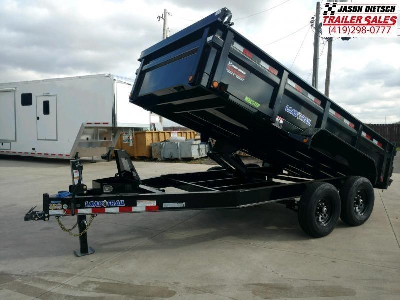 2021 Load Trail 83x14 Tandem Axle Dump Trailer 14K