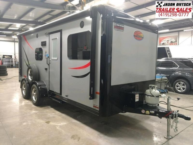 2021 Sundowner TrailBlazer 6.9X16 RV/Camper