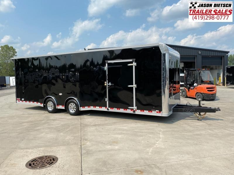 2021 United Trailers UXT 8.5X28 EXTRA HEIGHT Enclosed Cargo Trailer... STOCK# UN-172207
