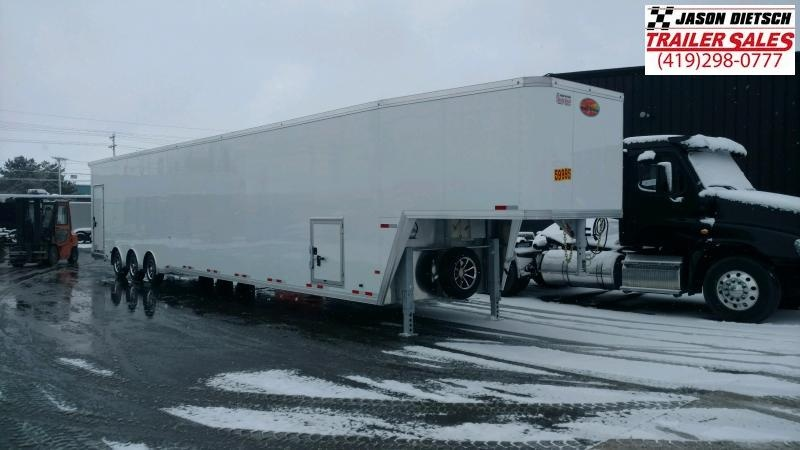 2020 Sundowner 8.5x51 Car/Race Trailer Extra Height
