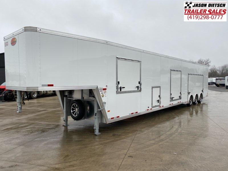2021 Sundowner 8.5x51 Extra Height Car/Race Trailer