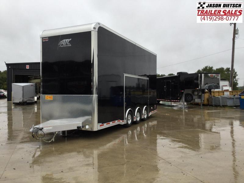 2021 ATC Quest ST305 8.5X24 Stacker