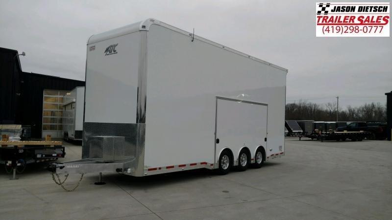 2020 ATC 8.5X26 Stacker ST305