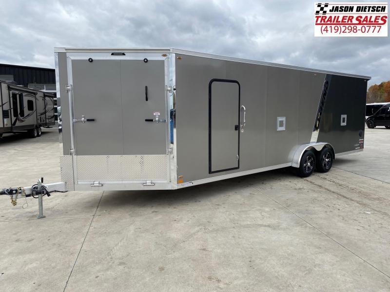 2021 Legend Explorer 7.5X29 Snowmobile Trailer Extra Height