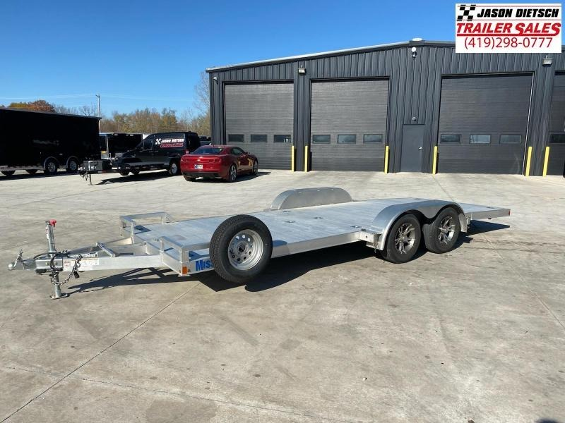 2017 Aluma 83X20 Open Car Hauler