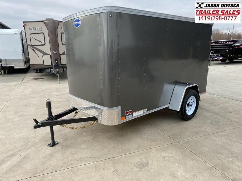 2021 United XLE 5X10 Enclosed Cargo Trailer