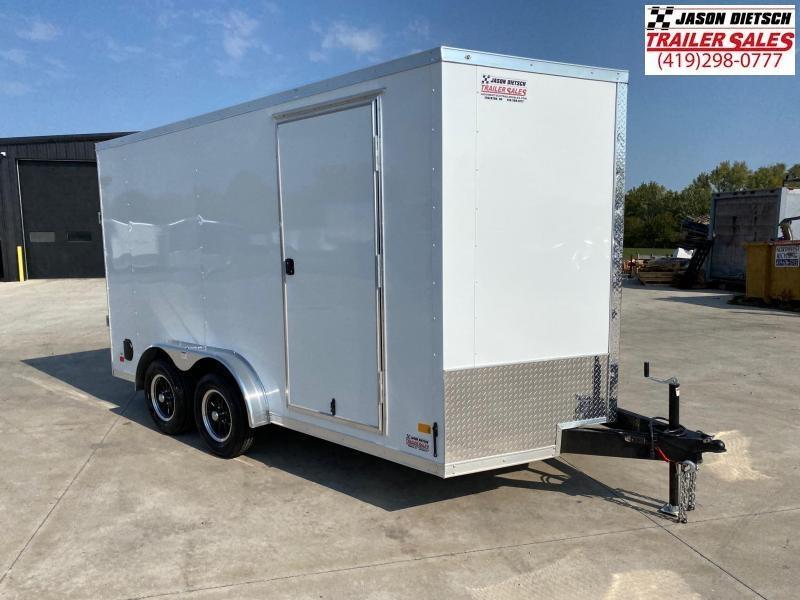 2021 Darkhorse DHW 7.5x14 Extra Height V-Nose Cargo Trailer