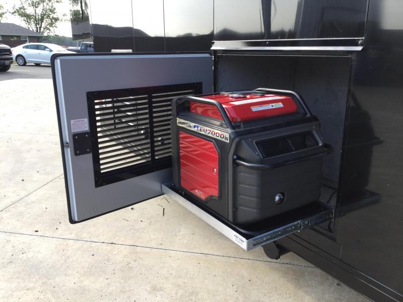 2019 Sundowner 8.5X42 Toy Hauler W/Living Quarters