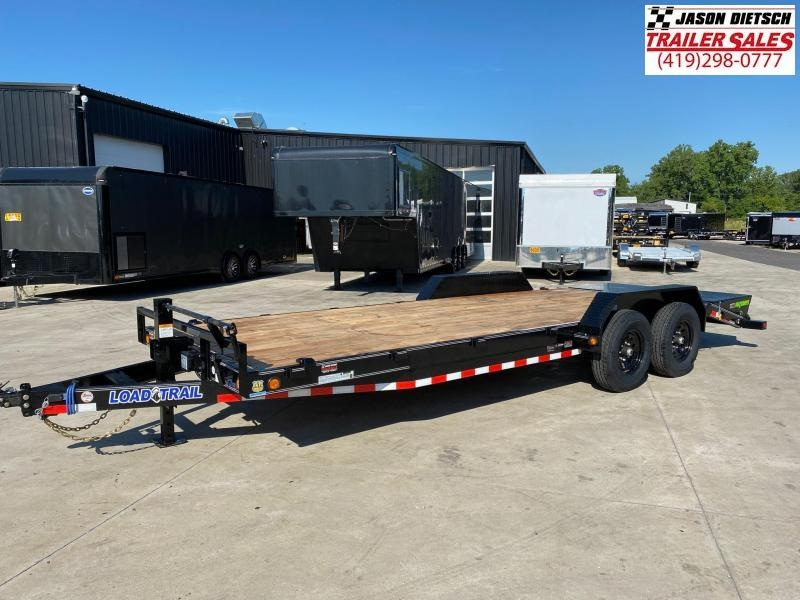2020 Load Trail 83X22 Tandem Axle Open Car Hauler