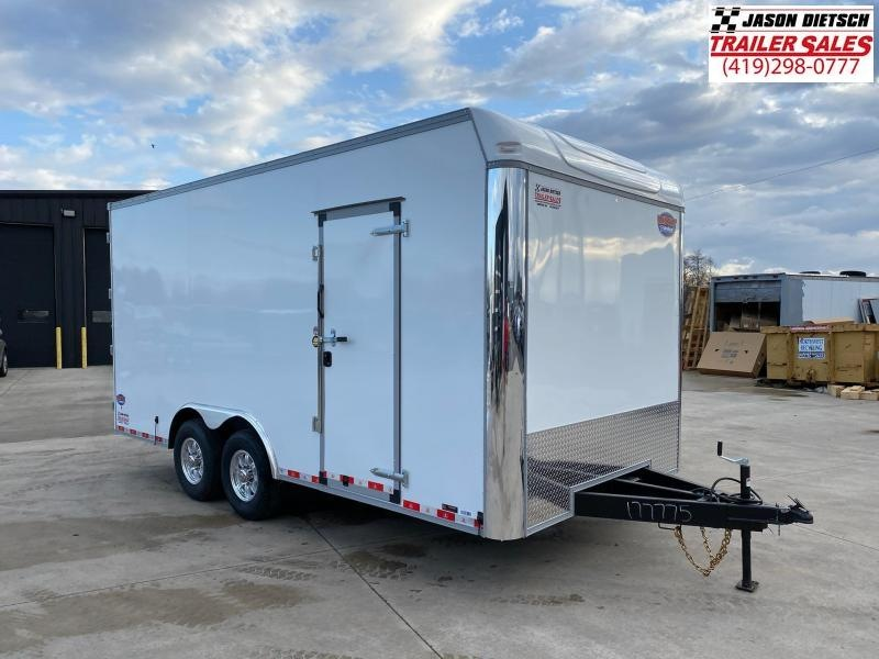 2021 United UXT 8.5x18 EXTRA HEIGHT Cargo Trailer