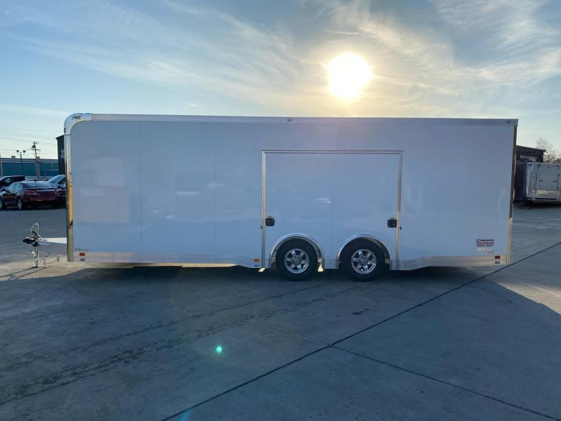 2021 ATC Quest 8.5X24 Car/Race Trailer