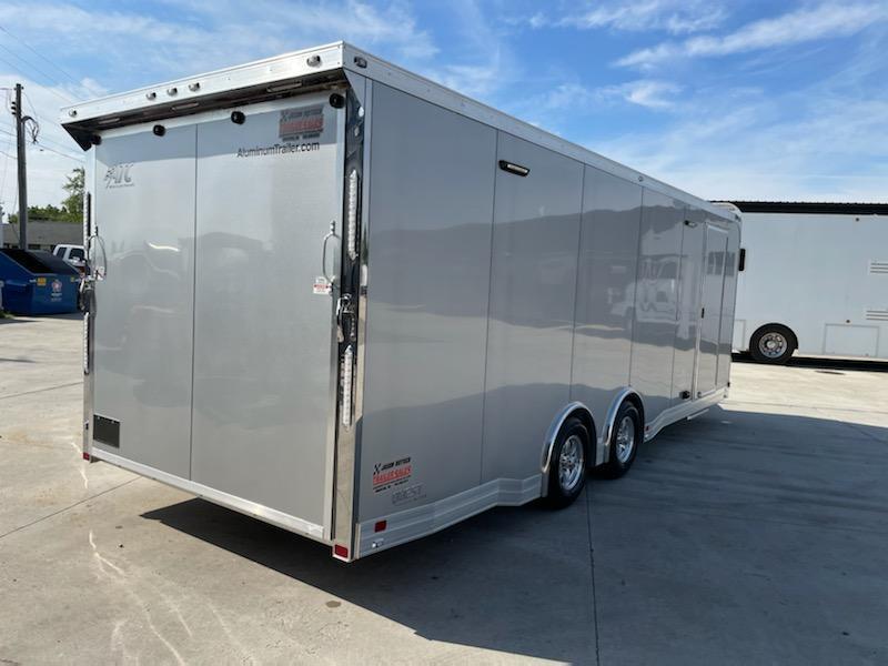2022 ATC Quest 8.5X24 Car/Race Trailer